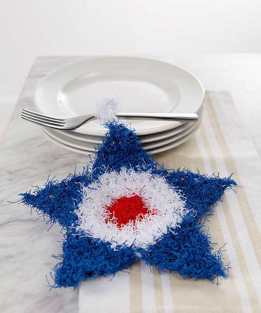 fourth of july crochet patterns