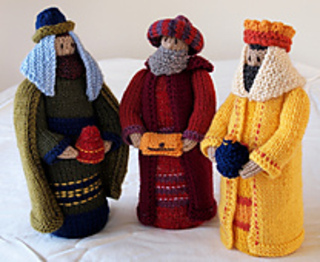 Ravelry Christmas Crib Pattern By Jean Greenhowe