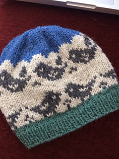 Ravelry Fly Away Hat Pattern By Laura Reinbach