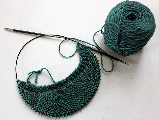 WIPWed #80: Finally, French Cancan | Woolen Diversions