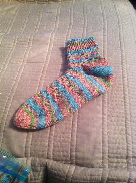 Nagini Socks