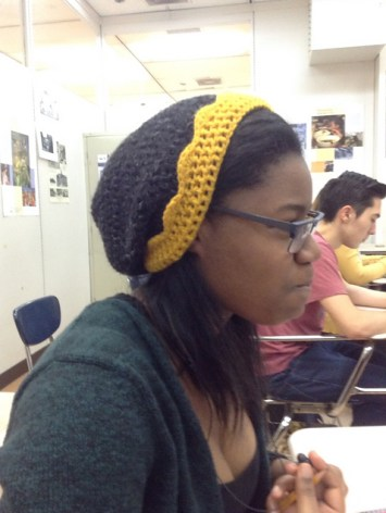 Jasmine in a Hat
