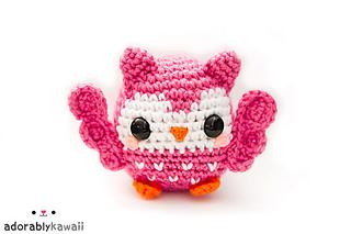 Cute Little Amigurumi Owl : Want to crochet an owl free pattern roundup amiguru me