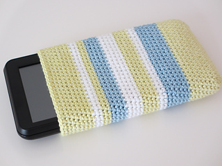 Easy Laptop or Tablet Sleeve to Crochet