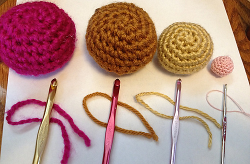 Happy Blob An Amigurumi Pattern For The Absolute Beginner Once