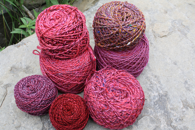 Red Maxfield Yarns