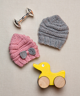 Preemie Baby Hats, Free Preemie Hats Knitting Patterns: Round up post containing a list of various Free Preemie Hats Knitting Patterns. Some with video tutorials.