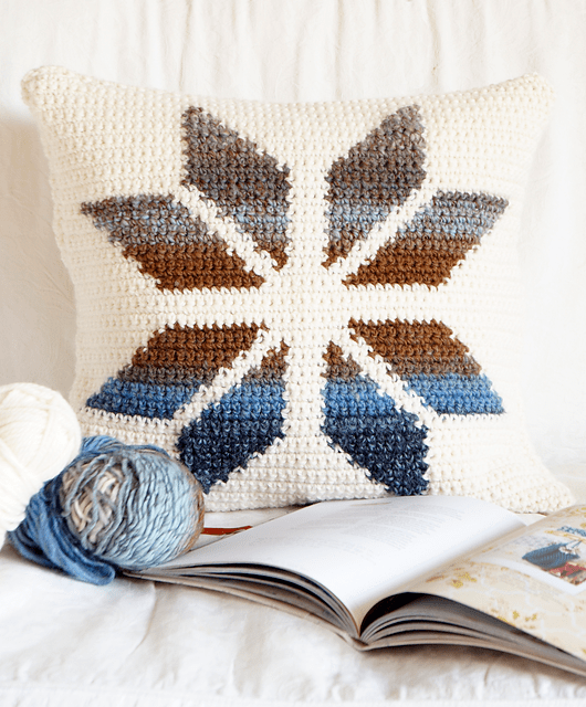 Crochet Throw Pillow Free Patterns. Roundup collection of free crochet patterns for throw pillows. Various styles and grouped together for your convinience.