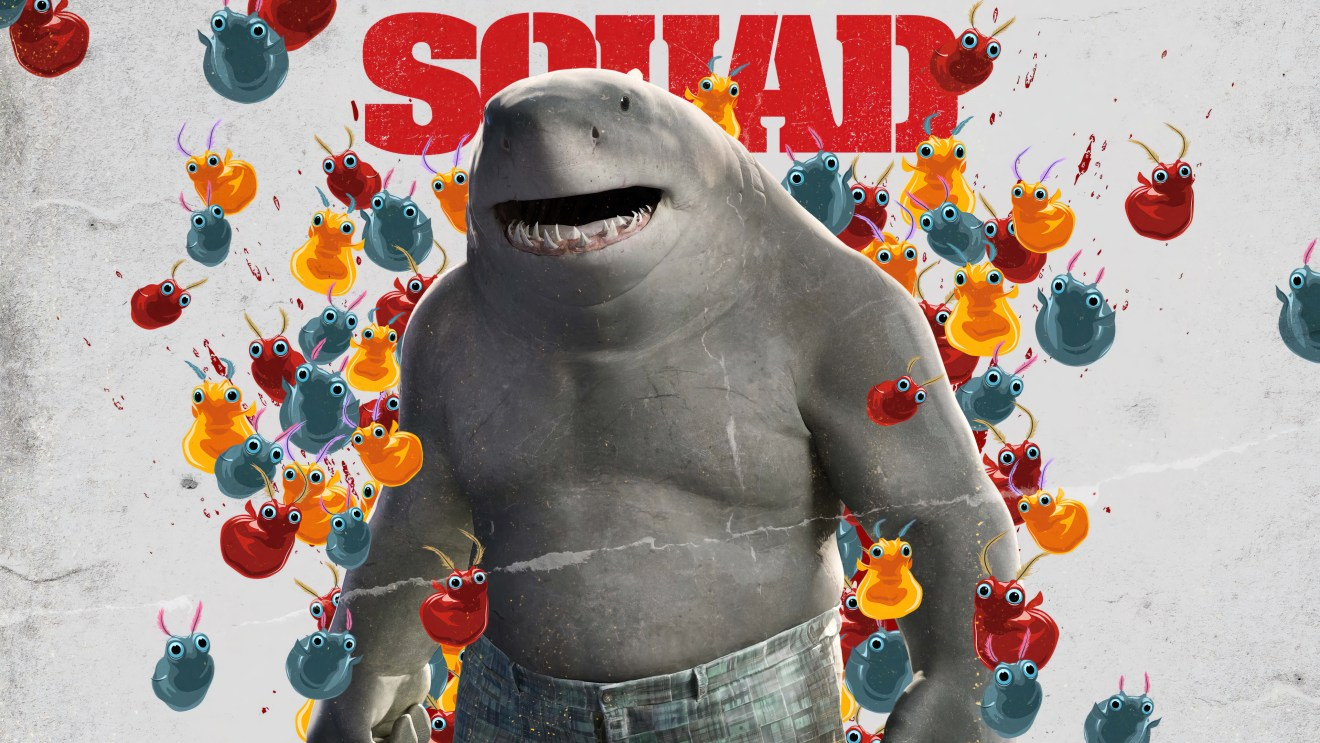 King Shark - The Suicide Squad