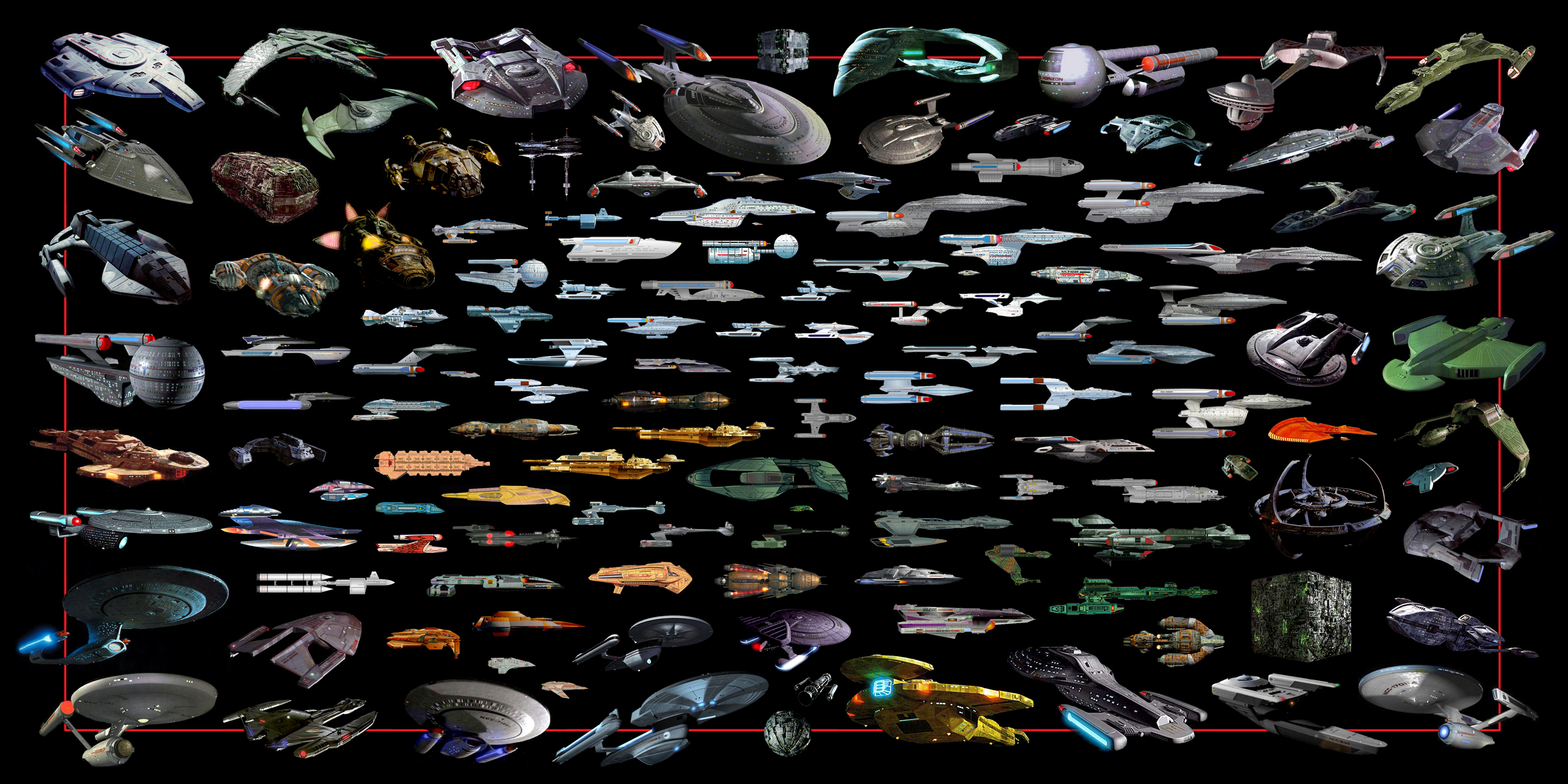 Cool Wallpapers Star Trek Online