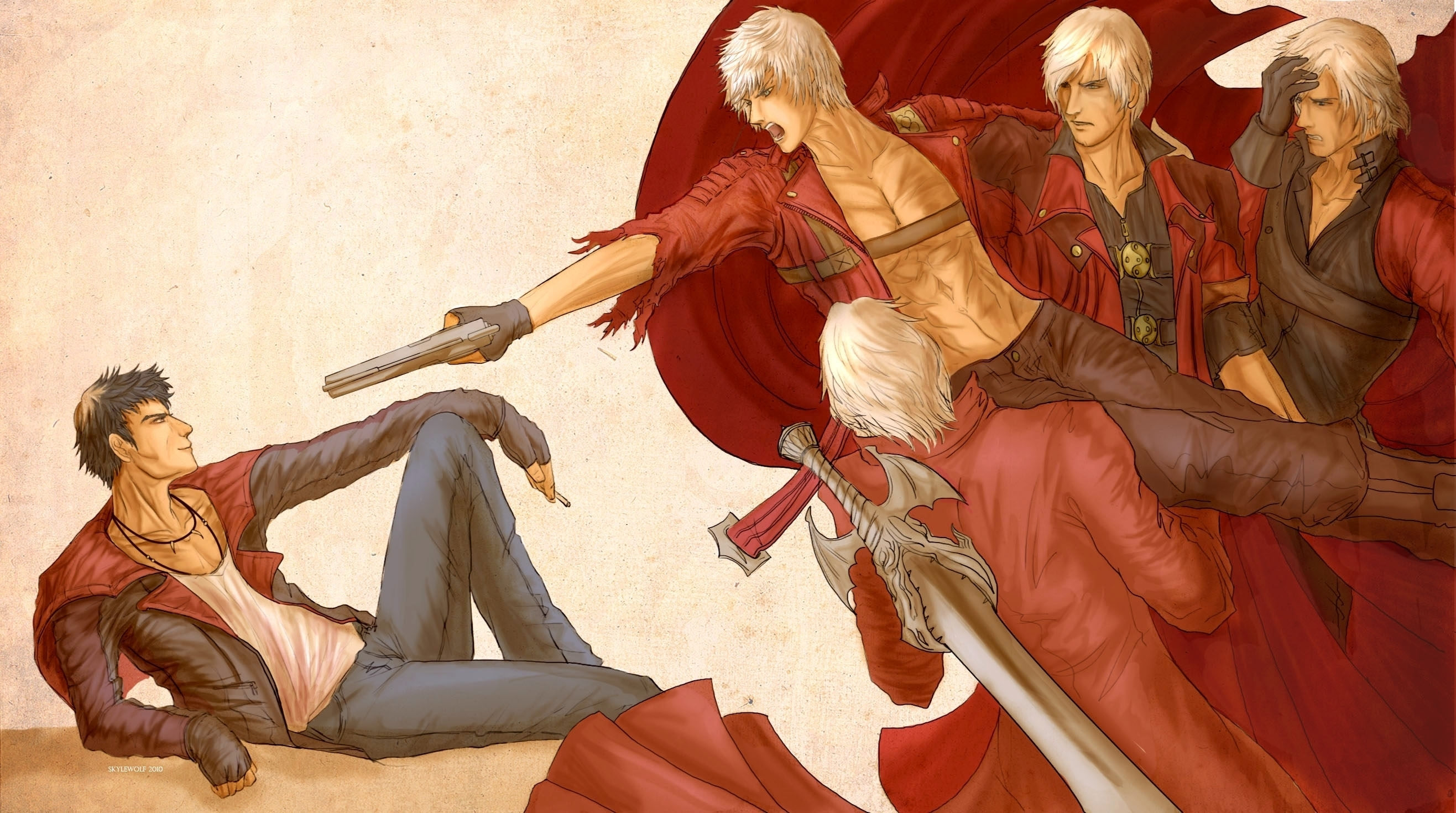 Bad Day For A Hang Over Dmc Devilmaycry Meme Https T Co