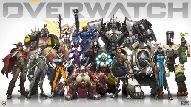Hasil gambar untuk overwatch wallpaper