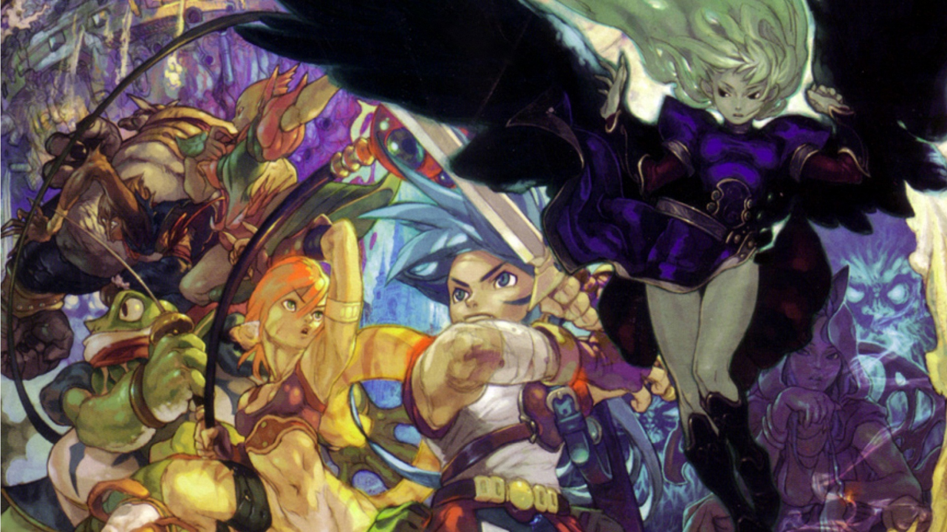 2 Breath Of Fire II HD Wallpapers Background Images Wallpaper Abyss