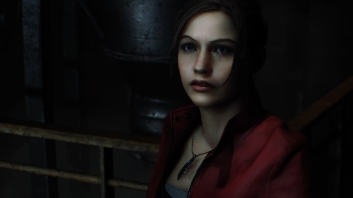 Image result for resident evil 2 remake claire wallpaper