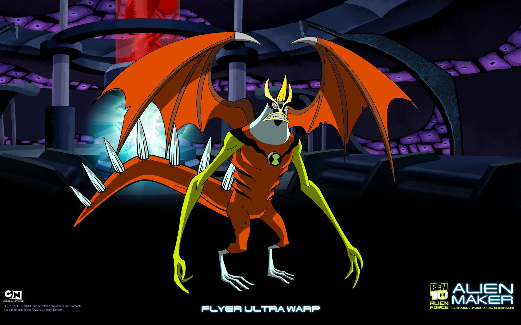 Create Ur Alien N Its Ultimate Form