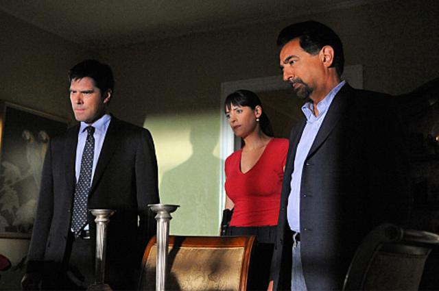 Criminal Minds / 2011 / AXN / CBS