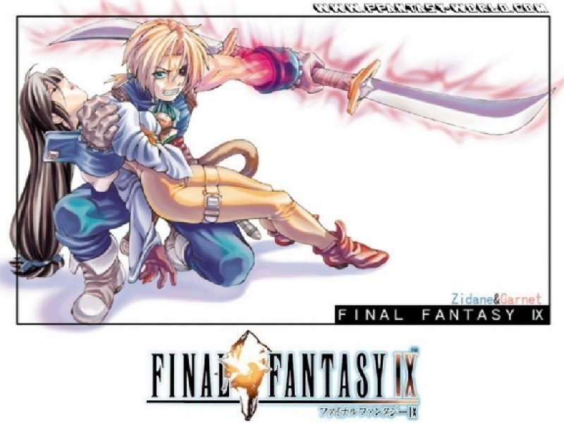 Final Fantasy 9 Wallpaper Zidane Wwwimgkidcom The