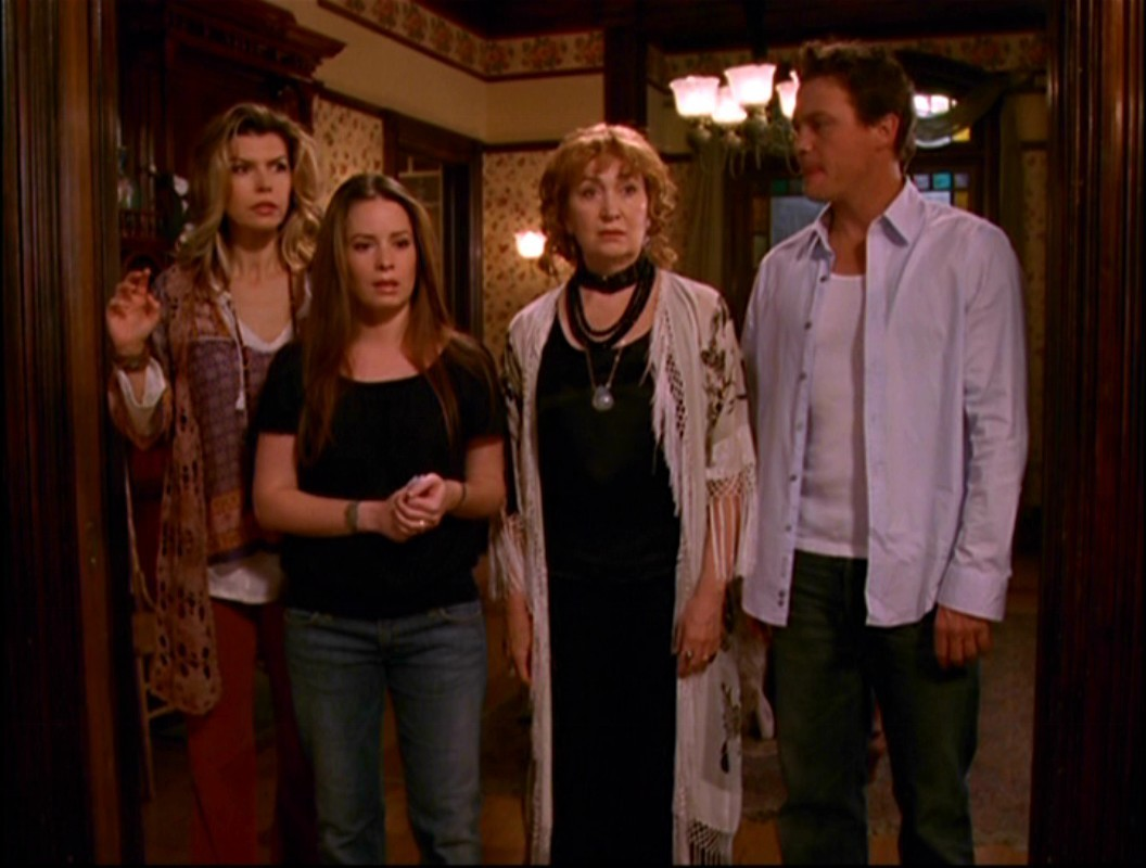 Image result for charmed Halliwell family