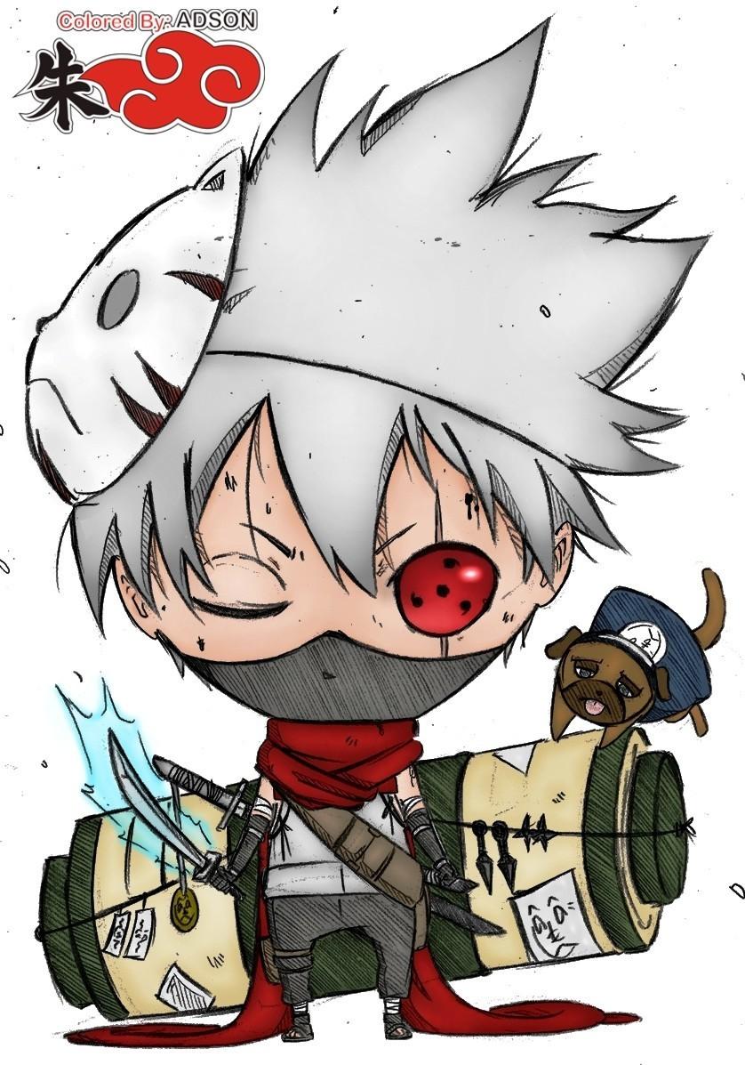 Anime chibi naruto characters hd wallpaper gallery - Naruto chibi images ...