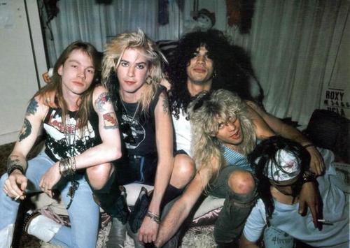 Guns N Roses Used Love Her