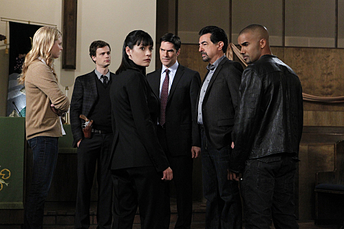 Criminal Minds / 2011 / AXN / CBS
