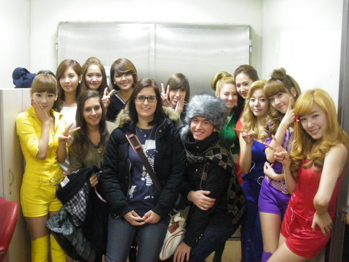 Image result for snsd and fan
