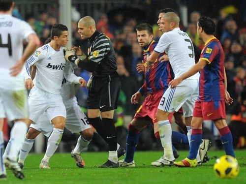 FCB - Real Madrid