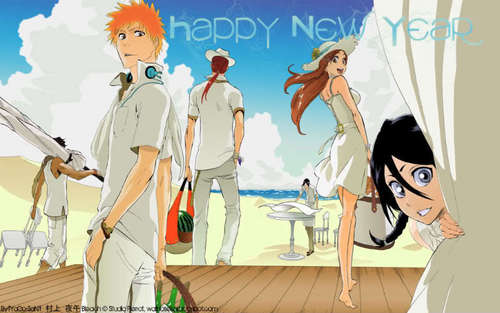Image result for anime happy new year
