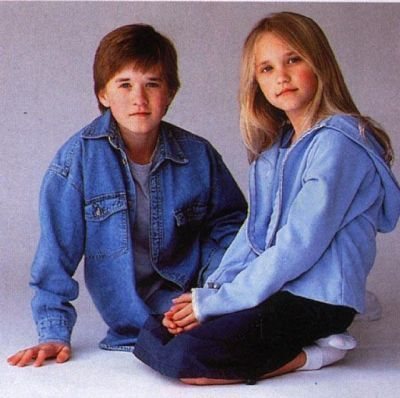 Image result for emily and haley osment