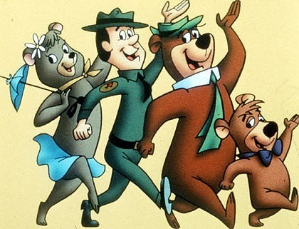Image result for yogi bear cartoons