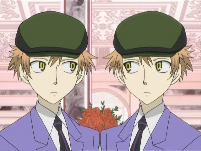 Kaoru Hitachiin Hikaru Hitachiin X