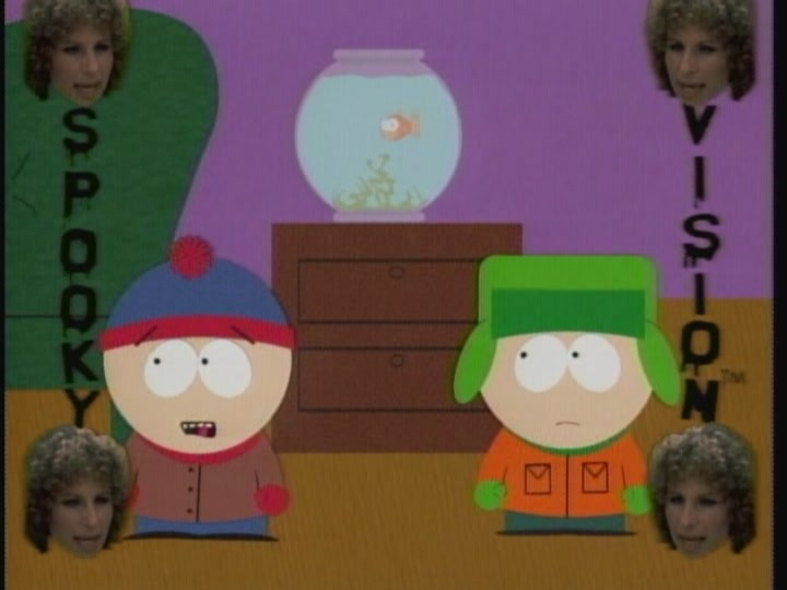 Image result for south park spookyfish