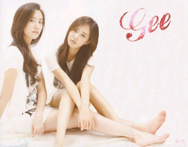 YoonYul - Gee !! - girls-generation-snsd Photo