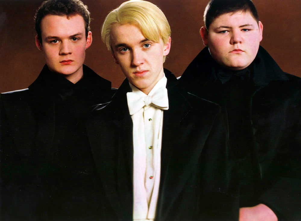 Malfoy And Friends Draco His