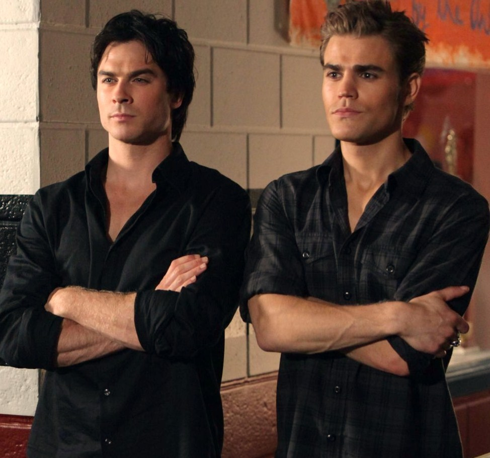 Damon & Stephen