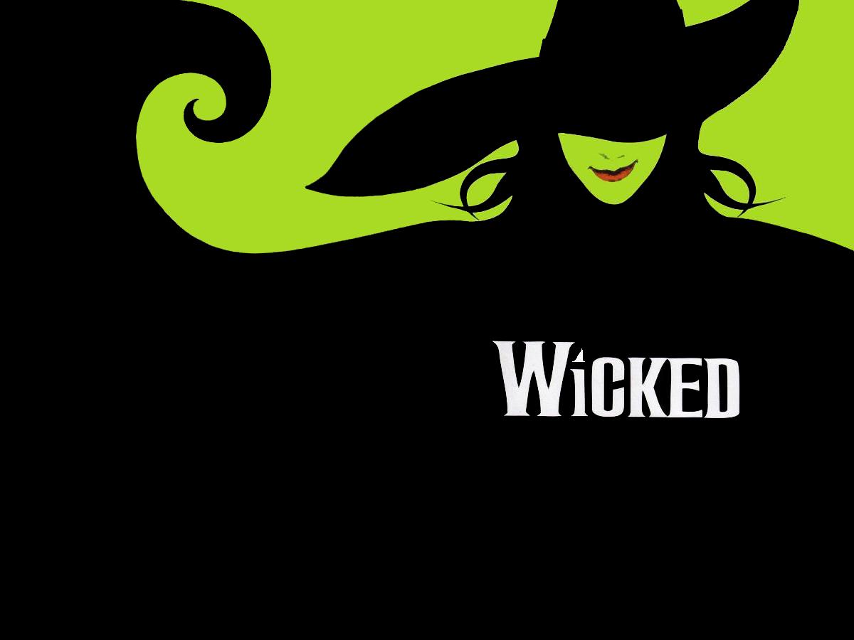 Wicked Logo Wallpapers - Wicked Wallpaper (22511567) - Fanpop