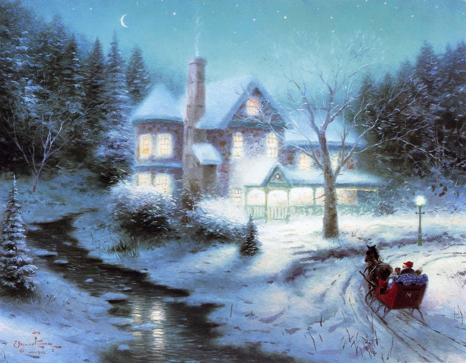 https://i2.wp.com/images4.fanpop.com/image/photos/23400000/Thomas-Kinkade-Winter-winter-23436579-1848-1440.jpg
