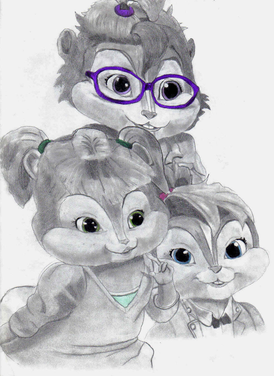 the chipettes images my picture chipettes hd wallpaper and background