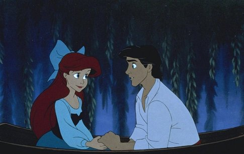 Image result for ariel and eric