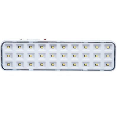 Luminária de Emergência Engesul 100 Lumens LDE 30L Branca 4630030