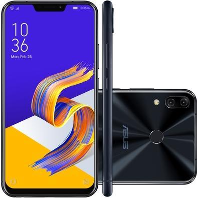 Smartphone Asus Zenfone 5, 128GB, 12MP, Tela 6.2´, Preto - ZE620KL-1A046BR