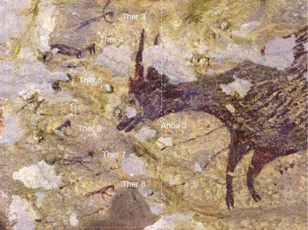 44,000-Year-Old Indonesian Cave Painting Is Rewriting The History Of Art
