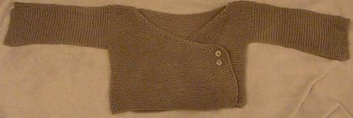 baby cardigan merino wool lanas stop