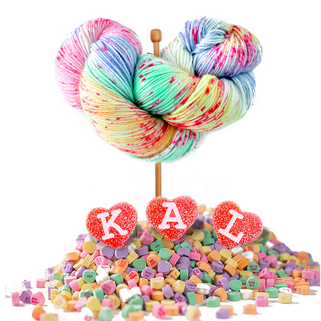 Free KAL pattern #limitedfree thru Valentine's Day! Join in! @iliveonafarm on Ravelry! http://ow.ly/Yjdnl