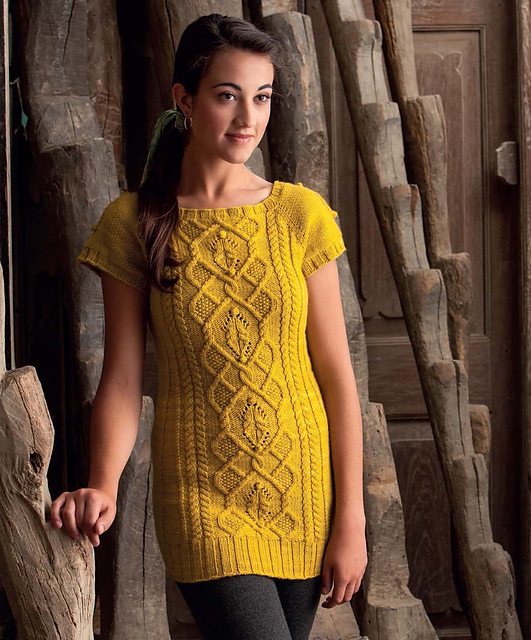 http://www.ravelry.com/patterns/library/cabled-tunic-11