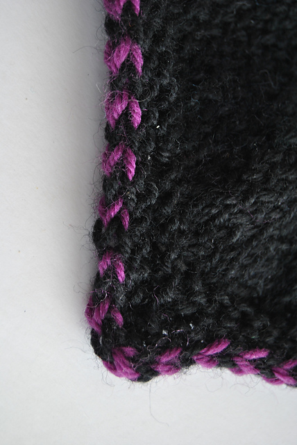 montage mailles tricot Kihnu Braided Cast On video
