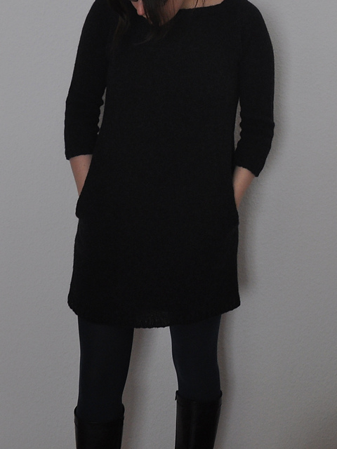 still light tunic aus holst supersoft graphite