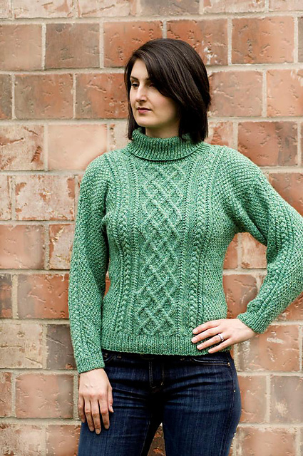 http://www.ravelry.com/patterns/library/lattice-knit-sweater-w210