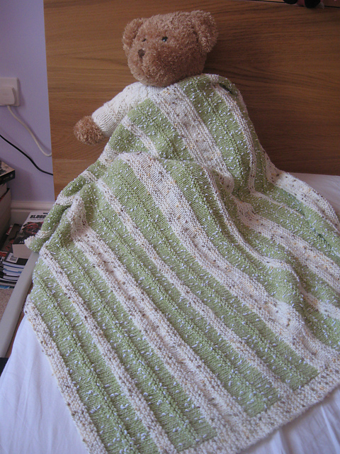 Wintergreen Blanket