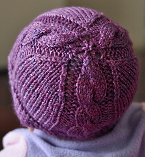 Free Pattern Friday   Otis Baby Hat by Joy Boath BeLoved Knits